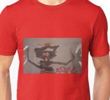 Love is Love Graffiti Queen Unisex T-Shirt