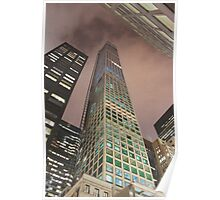 432 Park Avenue New York City Poster
