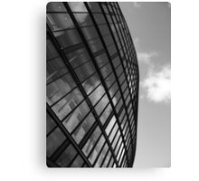 One Angel Square building Manchester Canvas Print