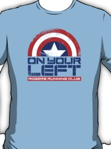 """On Your Left"" Version 01 T-Shirt"