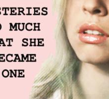 PLL - Alison DiLaurentis Sticker