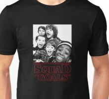 Stranger Things Squad Goals tshirt Unisex T-Shirt
