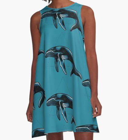Humpback A-Line Dress