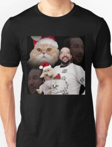 Happy Holidays from Tim & Alex Newman! Unisex T-Shirt