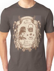 The Refined Lady's Beverage Unisex T-Shirt