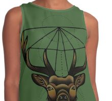 Stag Contrast Tank