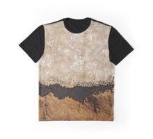 Nature embroidery Graphic T-Shirt