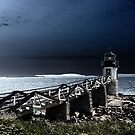 Marshall Point Lighthouse 2 by virginian