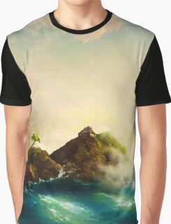 Hideout Graphic T-Shirt