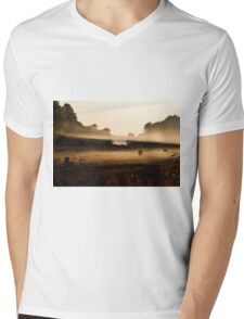 Sunrise on Bush Rd. XV Mens V-Neck T-Shirt