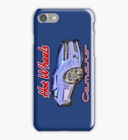 2013 Hot Wheels Camaro Redux iPhone Case/Skin