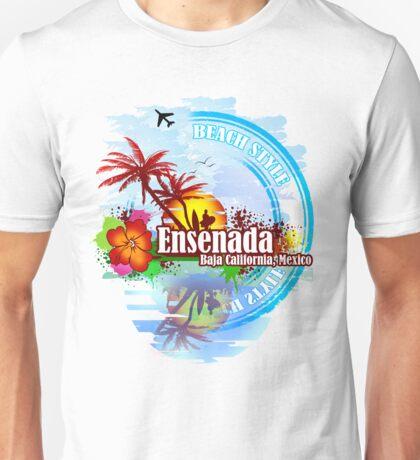 Ensenada Baja California Mexico Unisex T-Shirt