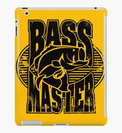 Bass Master iPad Case/Skin