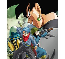 Black Goku - Dragon Ball Super Photographic Print