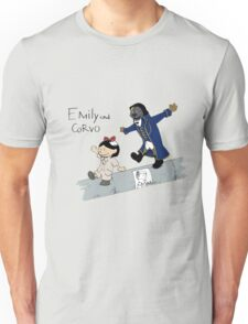Emily and Corvo Unisex T-Shirt