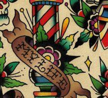 Barber 002 Sticker