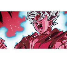 KAIOKEN SSGSS - Dragon Ball Super Photographic Print