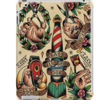 Barber 004 iPad Case/Skin
