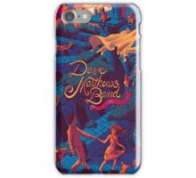 DMB Riverbend Music Center Cincinnati OH iPhone Case/Skin