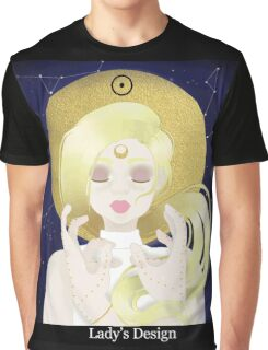 Blond Sun  Graphic T-Shirt