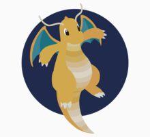 Dragonite - Basic by Missajrolls