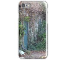 Old Tack Shed iPhone Case/Skin