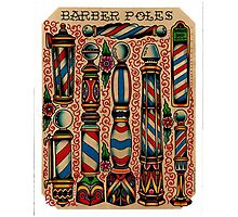 Barber 011 Photographic Print