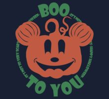 Boo To You One Piece - Long Sleeve