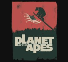 Planet of the Apes One Piece - Long Sleeve