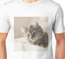Cute Cat Kitten Unisex T-Shirt