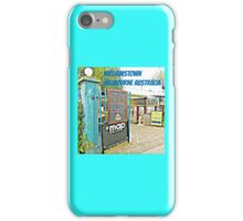 HISTORIC SEAPORT  iPhone Case/Skin