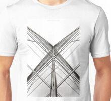 Glass Lines Unisex T-Shirt