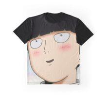 Love - Mob Psycho 100 Graphic T-Shirt