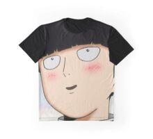 Love - Mob Psycho 100 Graphic T-Shirt
