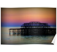 West Pier ©  Poster