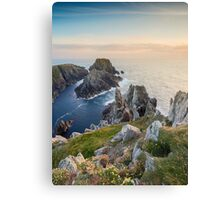 The Malin Head / County Donegal / Ireland Canvas Print