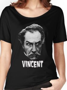 VINCENT PRICE Women's Relaxed Fit T-Shirt