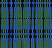 00028 Marshall Clan Tartan  by Detnecs2013