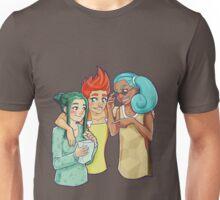 Poke-Girls Starters Unisex T-Shirt