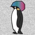 Cotton Penguin by NaranjaElPesca