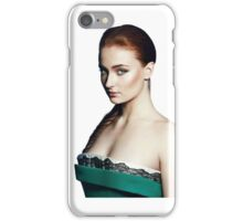 sophie turner sansa stark  iPhone Case/Skin