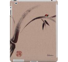 Bliss - Little Ladybug Painting iPad Case/Skin