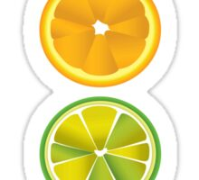 Fruit Icons Sticker