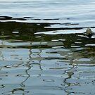 Water Abstract by WildestArt