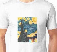 Van Gogh Meets Handelskade Unisex T-Shirt