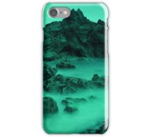 Misty Blue II iPhone Case/Skin