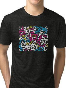Mazed and Confused Tri-blend T-Shirt
