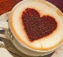 Coffee Love by Chris Ayre
