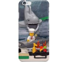 Sharknado 45 - Ultimate Revenge iPhone Case/Skin