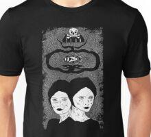 Siamese by Allie Hartley  Unisex T-Shirt